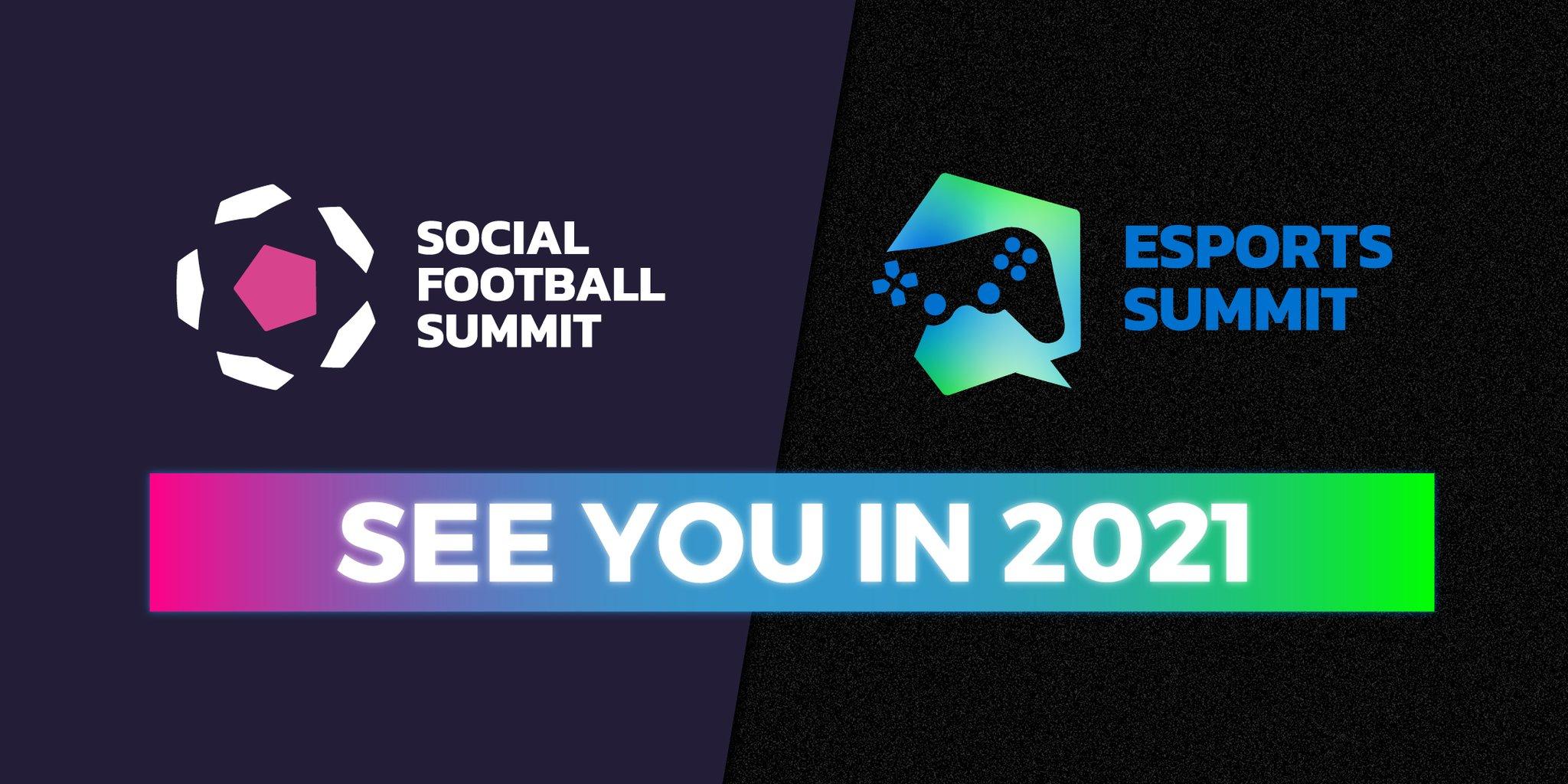 Social Football Summit ed e-Sports Summit 2020 Retrospective