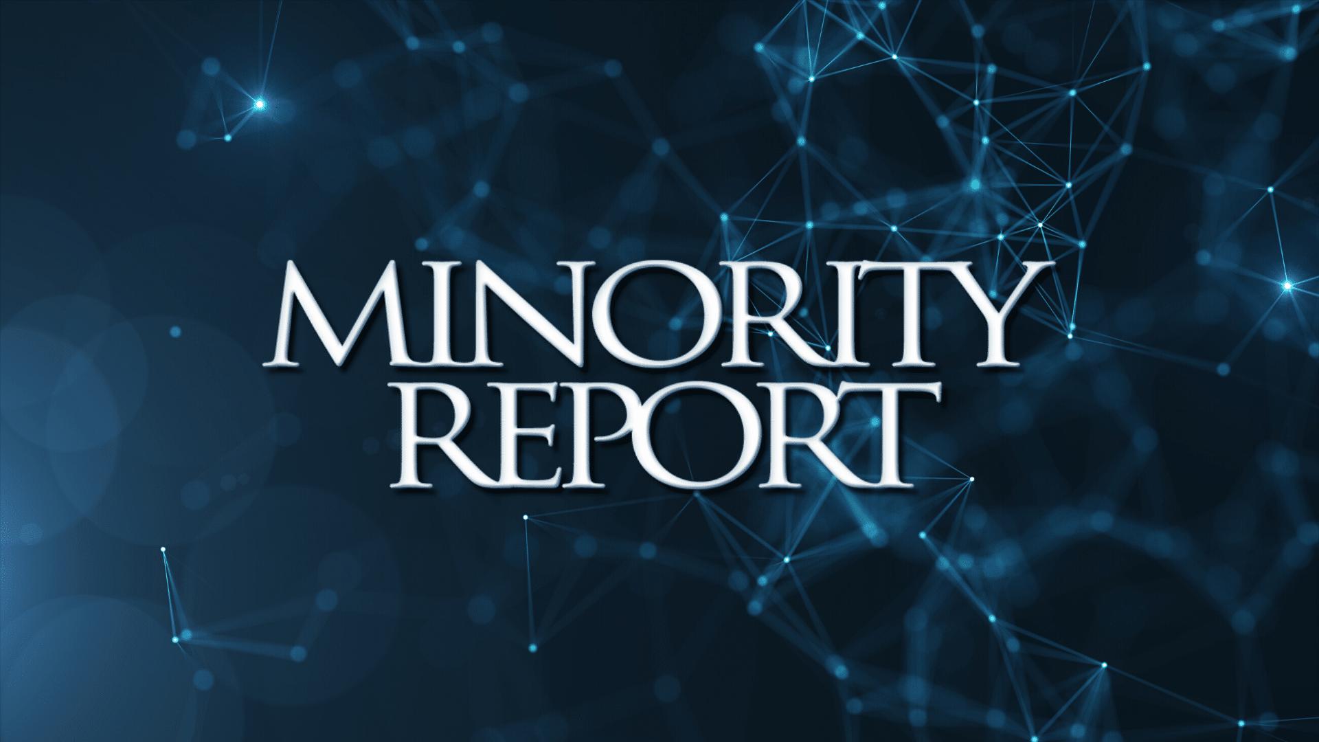 #DataScienceFiction: Minority Report